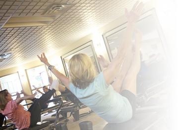 Pilates at Cincinnati Sports Club